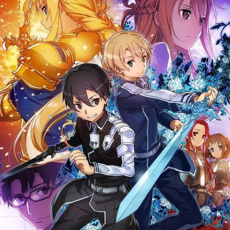 تقرير انمي Sword Art Online: Alicization (الموسم الثالث)