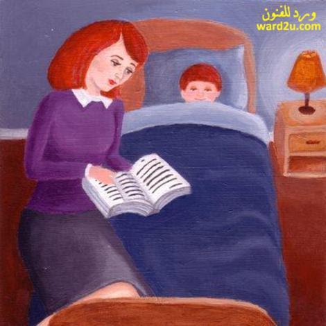 تربية الطفل و تعليمه بالقصة