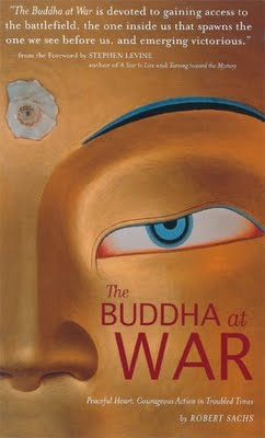 Robert Sachs - The Buddha At War Image