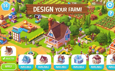 FarmVille 3 – Animals 1.4.12041 Apk + Mod (Money) for Android FREE 3