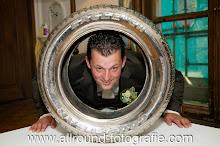 Bruidsreportage (Trouwfotograaf) - Foto van bruidegom - 004