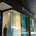 Bulgari in Harajuku in Roppongi, Tokyo, Japan