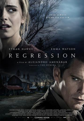 Σκοτεινή Ανάμνηση (Regression) Poster