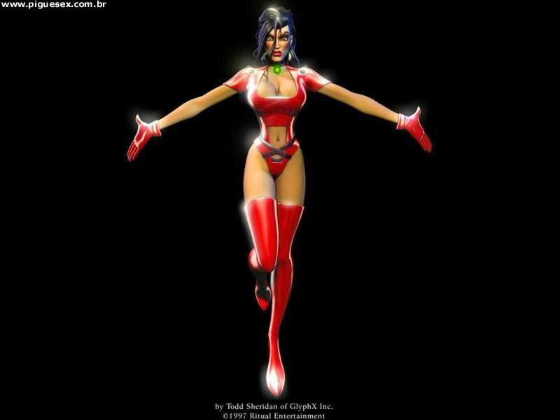 Sins Of Devil Berserk, Warrior Girls 1