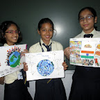 Drawing, Coloring (I-II) Poster Making (III-IV) and Collage Making Activity (V-VIII) 15-7-2016