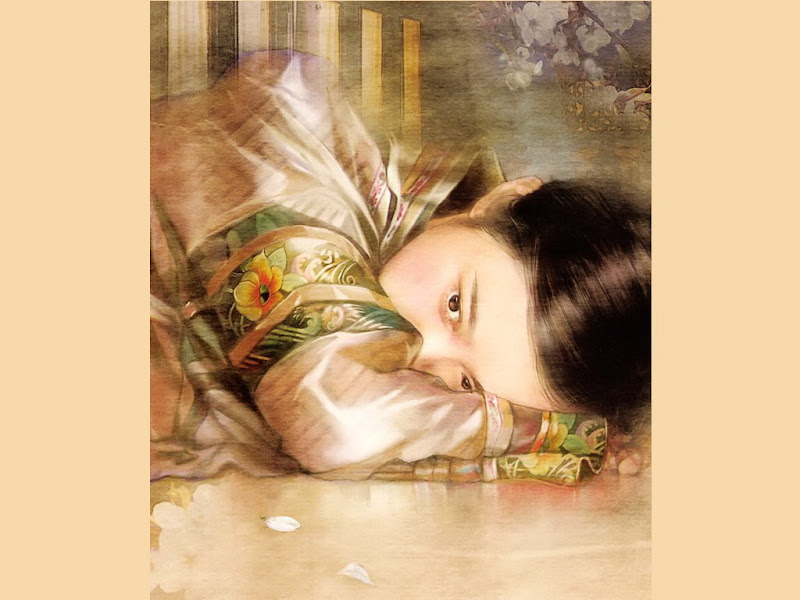 Sleep Samurai Girl, Magic Samurai Beauties