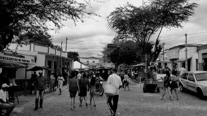 Piritiba: Barraca da feira livre é roubada na madrugada do domingo (19/09)