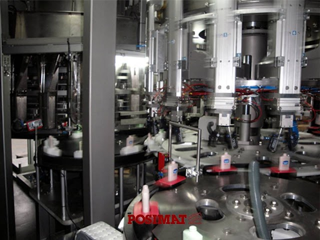 BTU For Orientation Bottle Unscrambler Machines