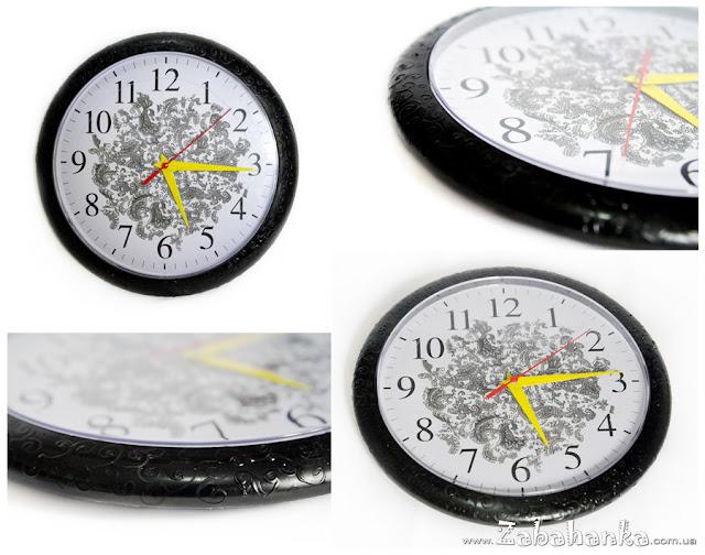 декор настінного годинника