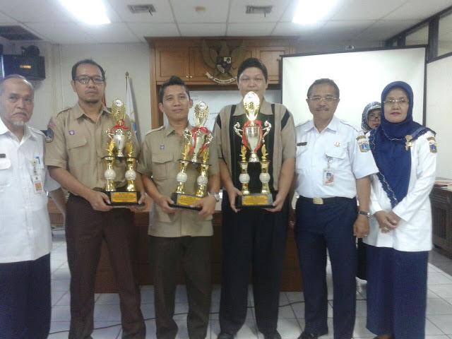 Juara III OGN Matematika Tingkat Sudin Tahun 2017