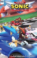 Actualización 10/12/2018: Especial de Sonic lanzado en Octubre de 2018 por RinoA83 para The Tails Archive y La casita de Amy Rose. ¡Han llevado a Sonic a otro mundo y entró en una carrera como ninguna otra! Con un poco de ayuda de sus amigos Tails y Knuckles, ¡él correrá para ganar la competencia y conseguir que todos regresen a casa! ¡PERO! ¡Antes de eso, echa un vistazo a una historia exclusiva de cómics directamente del mundo de Team Sonic Racing!.