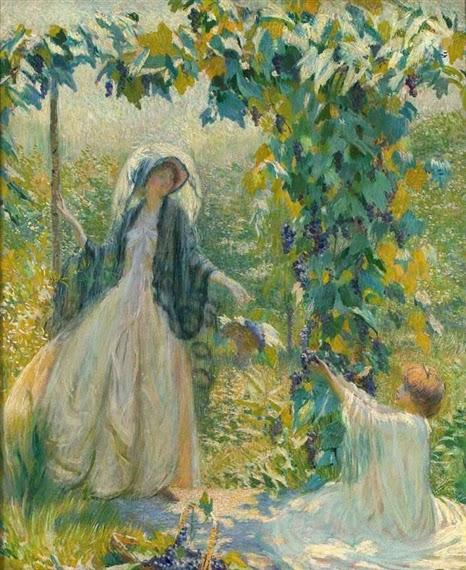 Philip Leslie Hale - Autumn Fruit