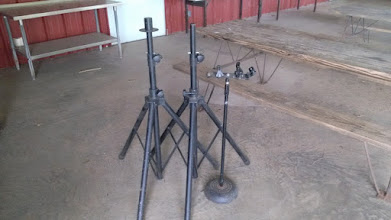 Photo: Brosig PA stands