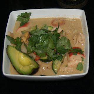 Healthy Thai Green Curry Recipes