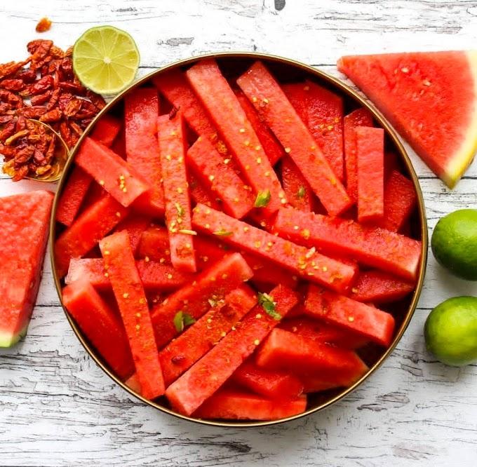 Watermelon Fries Recipe | Breakfast Care