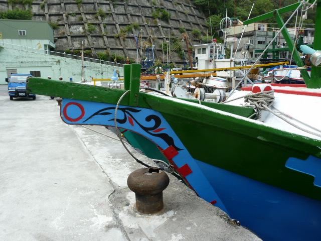 TAIWAN .Le port de SU AO - P1090223.JPG