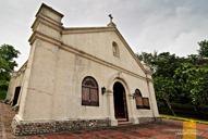 Corregidor's San Jose Chapel