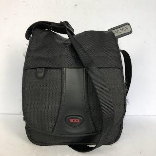 Tumi Crossbody Travel Bag