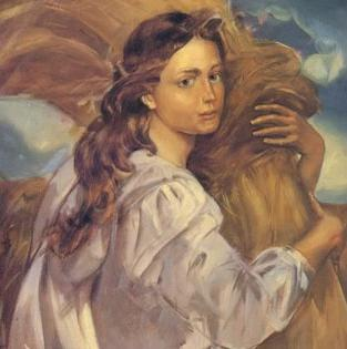 Goddess Kostroma Image