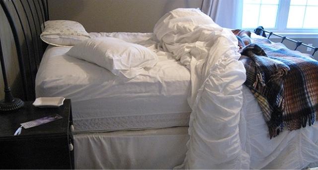 Uzmanlar Uyarıyor Sakın Yatağınızı Toplamayın