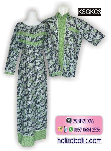 motif batik pekalongan, model baju batik modern wanita, baju batik online