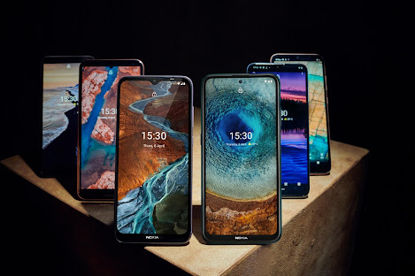 Nokia's New Range of phones