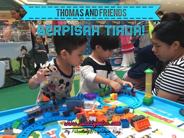 Thomas and Friends Berpisah Tiada!