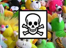 Увага: іграшки бувають небезпечні!