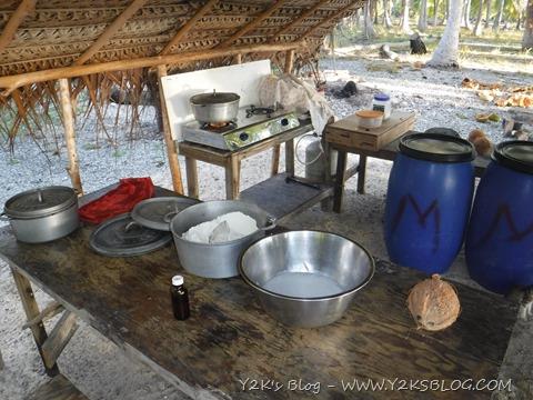 La cucina di Voilice - Toau