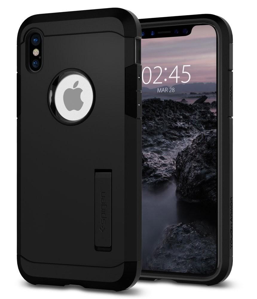 今年9月に購入したiPhone8 Plusには、ガラス製保護フィルムにAnkerを、保護ケースにSpigenを選びました。 その流れでiPhone X でも行こうかと思っています。