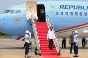 Presiden RI Bertandang Ke Palangkaraya, Penanaman Raya di Food Estate Pulpis