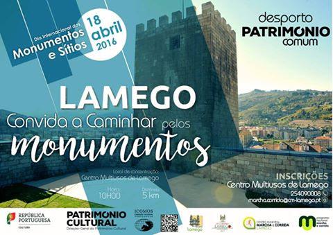 """Passeio histórico comemora """"Dia Internacional dos Monumentos"""" em Lamego"""