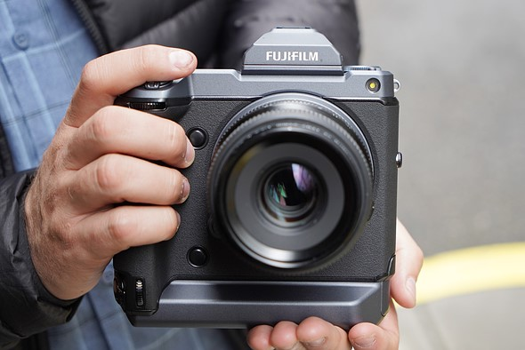 Fujifilm GFX100: fino a 400 Megapixel in Multi-Shot grazie al nuovo firmware