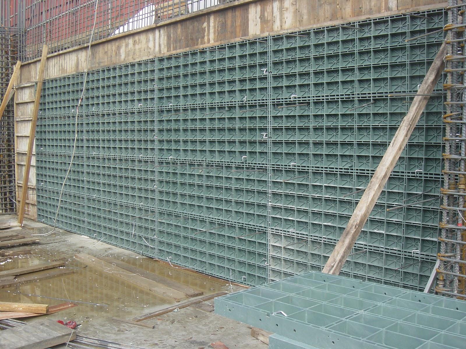 環保塑膠模板