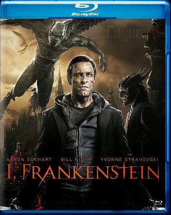 Filme Poster Frankenstein – Entre Anjos e Demônios BRRip RC XviD & RMVB Legendado