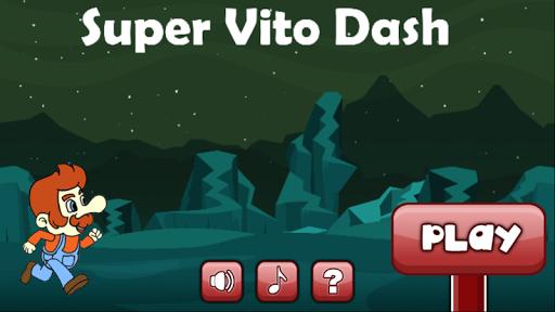 Super Vito Dash Adventure