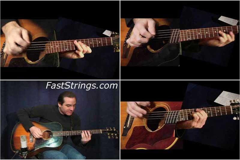Mark Stuart - Americana Acoustic Guitar Styles