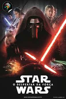 Capa Star Wars – O Despertar da Força Torrent
