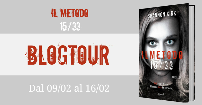 Banner Blogtour IL METODO