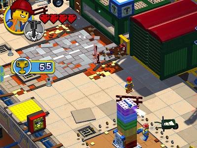 The LEGO ® Movie Video Game screenshot 16