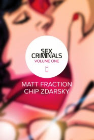 Cover art for Sex Criminals Volume One