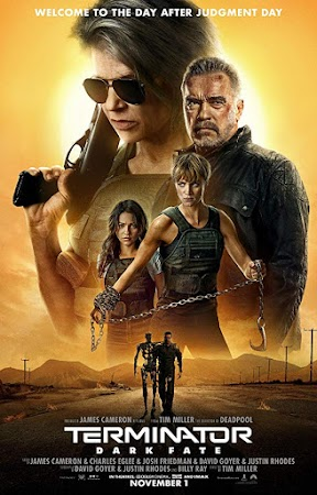 Poster Of Terminator: Dark Fate In Dual Audio Hindi English 300MB Compressed Small Size Pc Movie Free Download Only At worldfree4u.com
