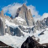 "O majestos Fitz Roy e ""companheiros"", Parque Nacional Los Glaciares, El Chaltén, Argentina"