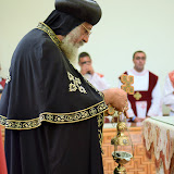 His Holiness Pope Tawadros II visit to St. Mark LA - DSC_0210.JPG