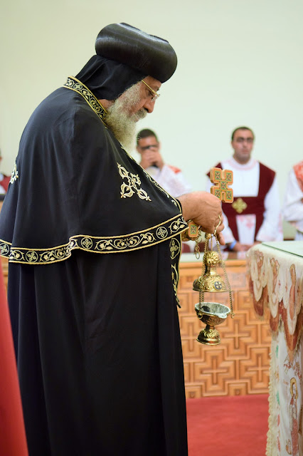 His Holiness Pope Tawadros II visit to St. Mark LA - DSC_0210.JPG