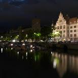 downtown Zurich in Zurich, Zurich, Switzerland