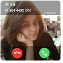 Fake Girlfriend Call Prank icon