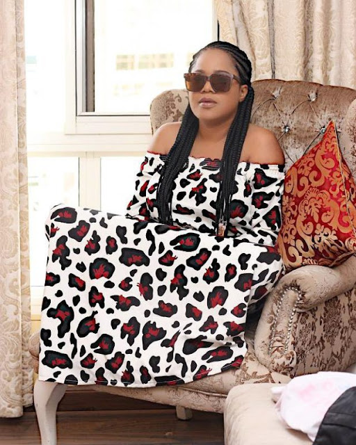 """I Used To Take Codeine And Other Different Kinds Of Hard Drugs "" – Toyin Abraham Reveals"