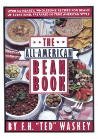 All-American Bean Book By F.H. Waskey