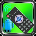 Controle remoto Universal icon